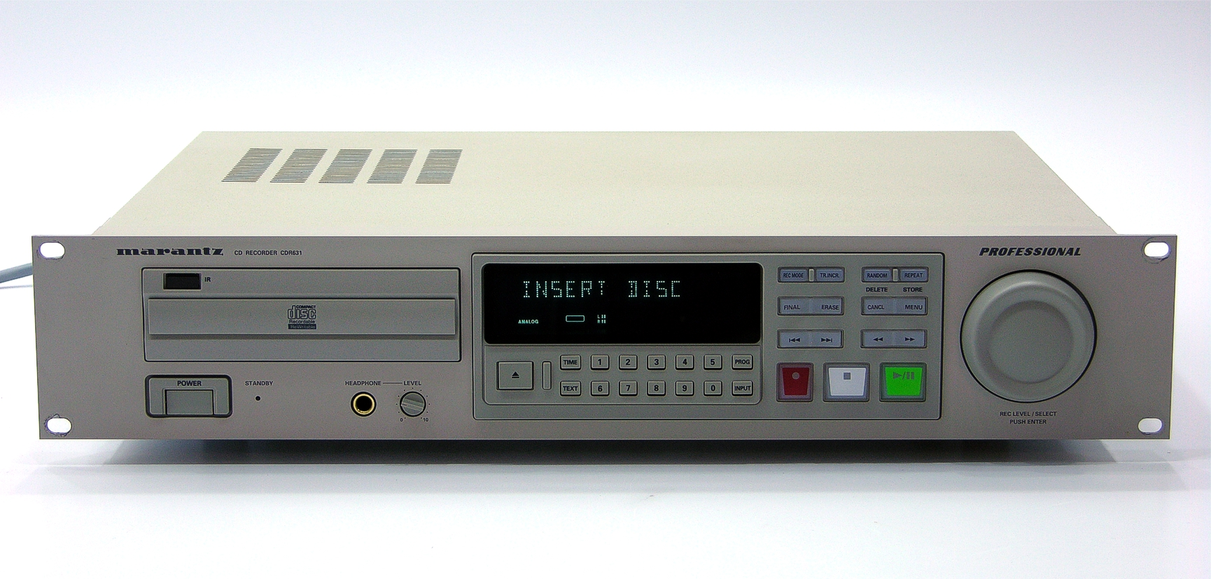 Marantz Cdr631 Cd Recorder