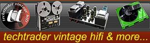 techtrader vintage hifi